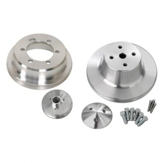 March Performance® - Single Groove V-Belt Pulley Kit