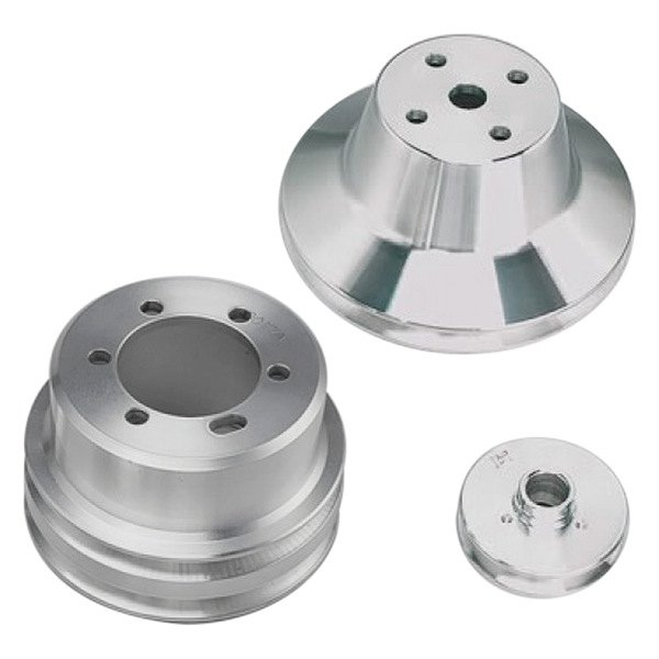 March Performance Pulley Kit Serpentine Performance Ratio: Double Groove Performance Ratio