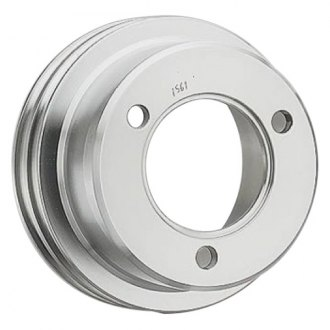 March Performance® - Double Groove Crank V-Belt Pulley