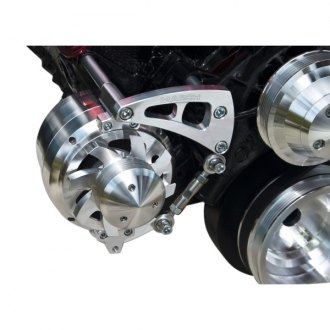 March Performance® - Long Water Pump Ultra Mid-Mount Alternator Bracket Kit
