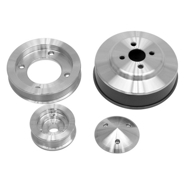 March Performance Pulley Kit Serpentine Performance Ratio: March Performance® 2110
