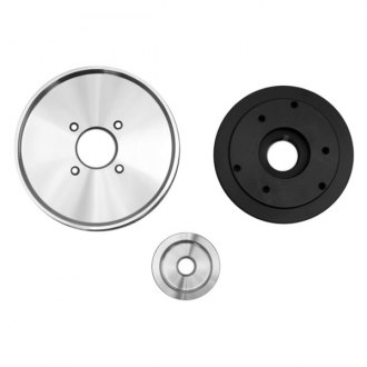 March Performance® - Raw Aluminum Pulley Kit