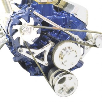 March Performance® - Deluxe Alternator Bracket Kit