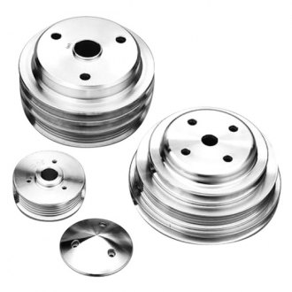 March Performance® - Aluminum Performance Series Pulley Kit