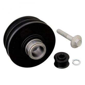 March Performance® - Fluid Damper Pulley Kit