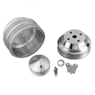 March Performance® - Serpentine Single Pulley Kit