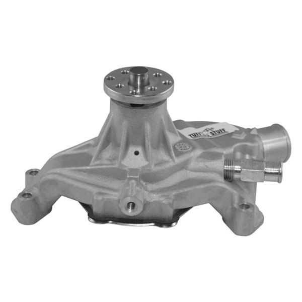 March Performance® - Tuff Stuff Aluminum Engine Coolant Standard Rotation Short Water Pump