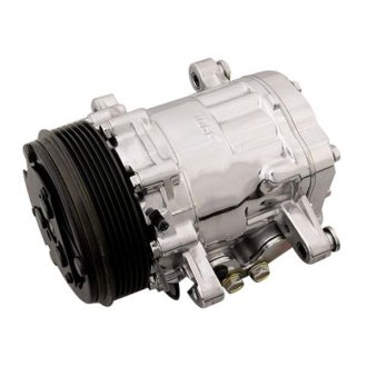 March Performance® - Sanden 7176 Style A/C Compressor with Serpentine Pulley