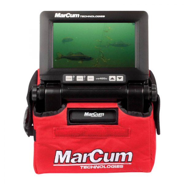 Marcum vs485c vs485c underwater viewing system for Marcum ice fishing