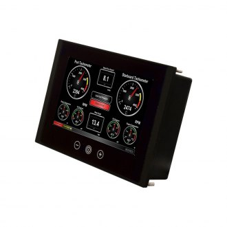 Maretron® - Vessel Monitoring and Control Touchscreen Display