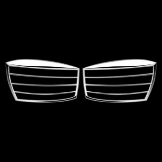 Marquee® - Chrome Headlight Bezels