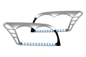 Marquee® - Chrome LED Headlight Bezels