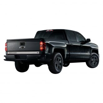 "Marquee® - Chrome Tailgate Trim with ""Silverado / LT"" Cut Out"