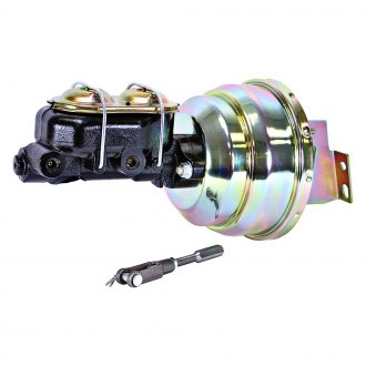 Master Power Brakes® - Brake Booster/Master Conversion Kit