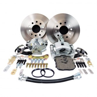 Master Power Brakes® - Legend Series Plain Rear Brake Conversion Kit