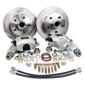 Master Power Brakes® - Legend Series Plain Front Brake Conversion Kit