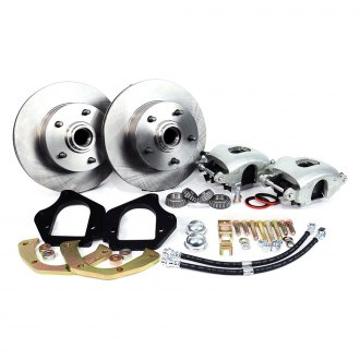 Master Power Brakes® - Legend Series Plain Brake Conversion Kit