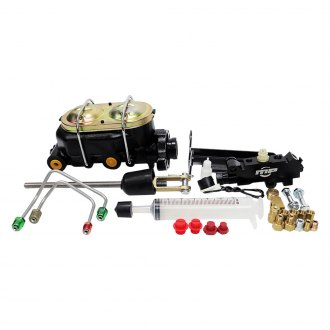 Master Power Brakes® - Power to Manual Master Cylinder Conversion Kit