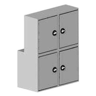 Masterack® - Cabinet Stack Module