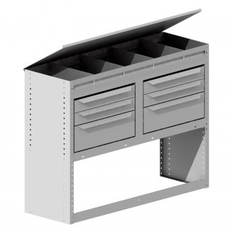 Masterack® - Tool Tray and Drawer Module
