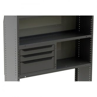 Masterack® - Utility Shelf and Parts Drawer Module