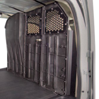 Chevy Express Safety Partitions | Van Bulkheads — CARiD com