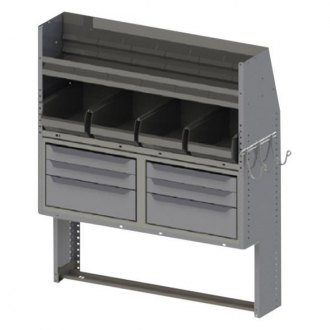 Masterack® - Parts and Bin Module