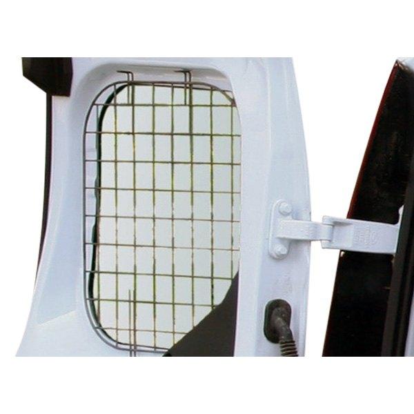 Masterack 02j651kp rear cargo door window screens for Back door with window and screen