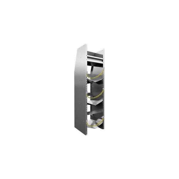 Masterack 174 0al021kp Aluminum Freon Tank Rack For 3 X 30