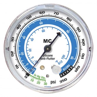 "Mastercool® - 2-1/2"" Low Side R-134A/R-12 Replacement Gauge"