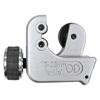 "Mastercool® - 1/8"" To 1-1/8"" Silver Reduced Friction Tube Cutter"