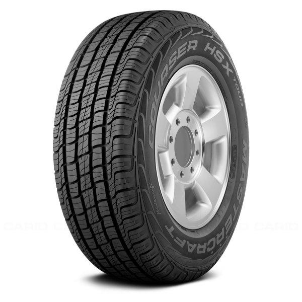 Mastercraft Courser Hsx Tour T Tire  R