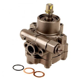 nissan armada power steering fluid leak