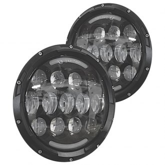 Max-Bilt® - Round Sealed Beam LED Headlights