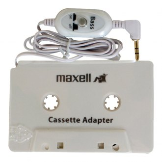 Maxell® - CD to Cassette Adapter