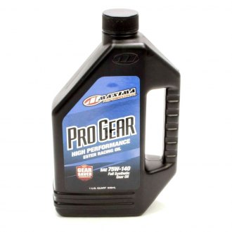 Maxima Racing Oils® - 75w140 Pro Gear Oil 1 Quart