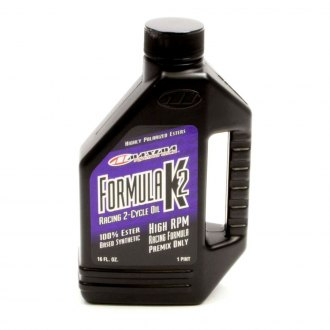 Maxima Racing Oils® - 2 Cycle Oil 16oz Formula K2