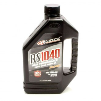Maxima Racing Oils® - 10w40 Synthetic Oil 1 Quart RS1040
