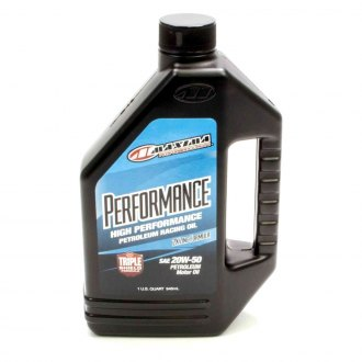 Maxima Racing Oils® - 20w50 Petroleum Oil 1 Quart Performance
