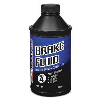 Maxima Racing Oils® - DOT 4 Brake Fluid 12 oz