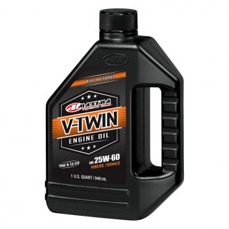 Maxima Racing Oils® - V-Twin Mineral Motor Oil
