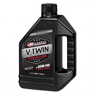 Maxima Racing Oils® - 58W-140 V-Twin Transmission Gear Motorcycle Oil, 1 Quart