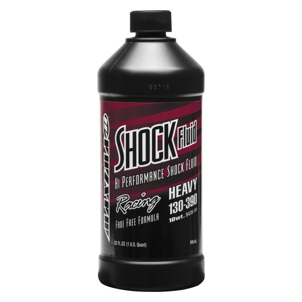 Maxima Racing Oils® - 10WT Zero Drag Formula Racing Shock Fluid-Heavy, 32 oz