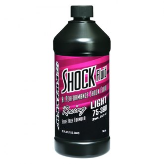 Maxima Racing Oils® - Zero Drag Formula Racing Shock Fluid