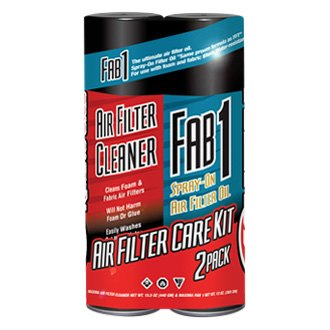 Maxima Racing Oils® - Air Filter Maintenance Aerosol Combo Kit 13 oz