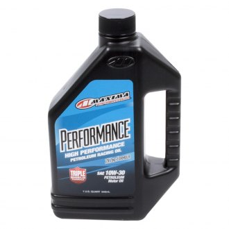 Maxima Racing Oils® - Performance Petroleum Motor Oil, 1 Quart