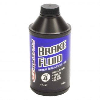 Maxima Racing Oils® - DOT 4 Brake Fluid, 12 oz