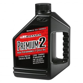 Maxima Racing Oils® - Premium 2 Motorcycle 2-Stroke Premix/Injector Oil