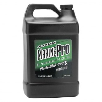 Maxima Racing Oils® - Marine Pro 2-Stroke TC-W3 Premix/Injector Oil