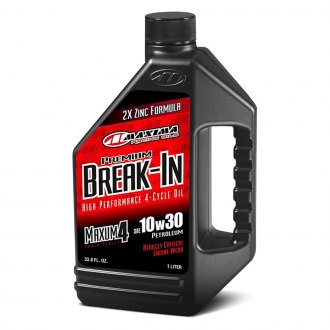 Maxima Racing Oils® - Maxum 4 SAE 10W-30 Premium Break-In Oil 1.05 Quart